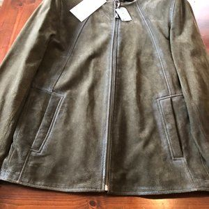 Brand New with Tags Danier Suede Jacket